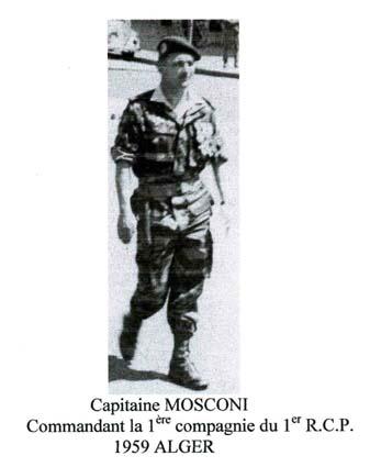 MOSCONI Andernos - capitaine Cap.mosconi
